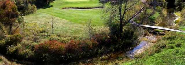 Pelham Hills GCC: 3rd green