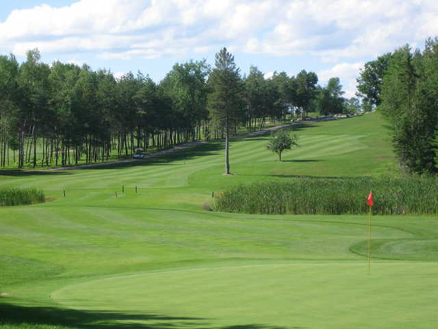 How Much Is A Driving Test >> Whitetail Golf Club in Eganville