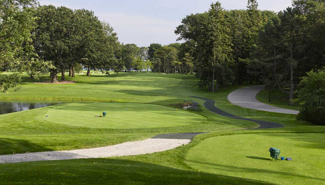 Woods Valley Golf Club Tee Times