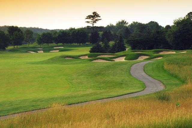 Greystone Golf Club In Milton
