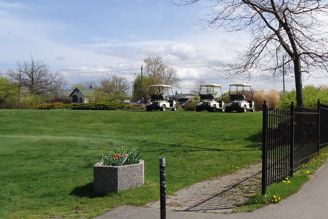 Garden City Golf Course In St Catharines
