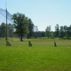 Capital GC: driving range