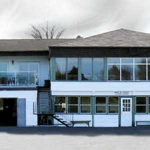 Amherstview GC: clubhouse