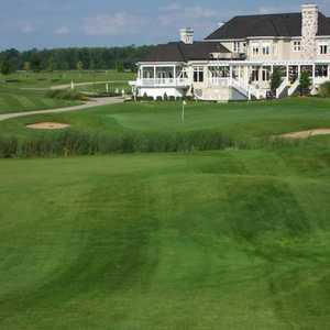 Sawmill Creek GR & Spa: clubhouse