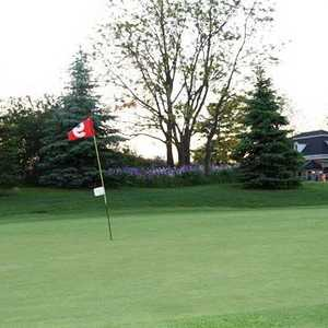 Chippewa Creek GCC - Red Falcon: #9