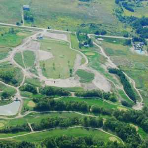 Dufferin Glen GC: Aerial