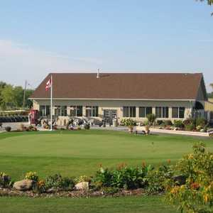 Landings GC: Clubhouse