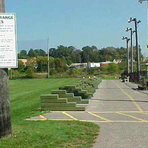 Harmony Creek GC: driving range