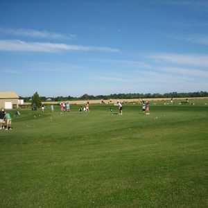 Goderich Sunset GC: practice area