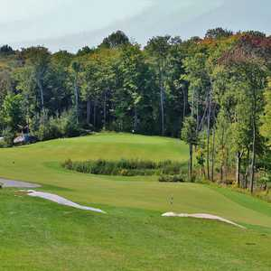 The Rock Golf Club - hole 16