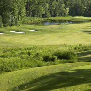 Deerhurst Highlands GC -  Highlands: #14