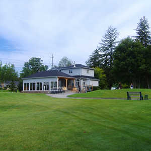 Lyndebrook GC: Clubhouse