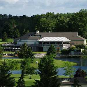 Pine Knot GCC: Clubhouse