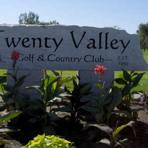 Twenty Valley Golf