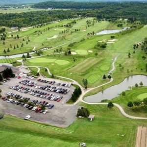Rockway Vineyards GC: Aerial view