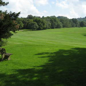 View of Chedoke Civic Golf Course