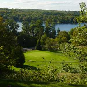 Haliburton Highlands GC: #8