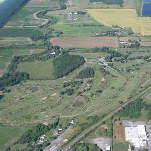 Glengarry G & CC: Aerial view