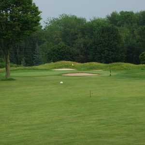 Hidden Lake GC - New: #8