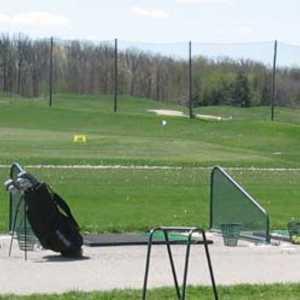 Centennial Park Golf Centre: Driving range