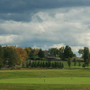 Black Bear Ridge: Putting green