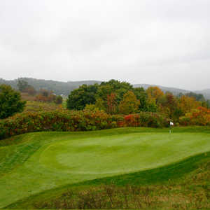 Hockley Valley GC: green #13