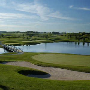 Woodington Lake GC - Legacy: #8