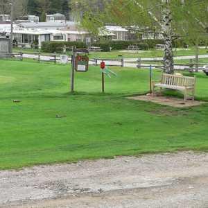 Chesley Lake Camp GC: #1