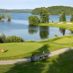 Deerhurst Highlands GC - Deerhurst Lakeside