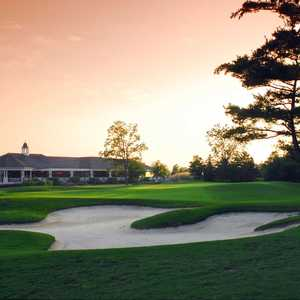 Rattlesnake Point GC: Clubhouse