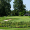 A view of a hole at Upper Unionville Golf Club.