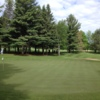View from a green at Thunderbird Golf Club