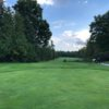 A view from tee #1 at Wheel Course from Mill Run Golf Club.