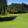 A view of a hole from Classic at Rolling Hills Golf Club.