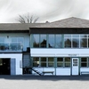 A view of the clubhouse at Amherstview Golf Club