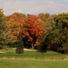 Autumn view at Orchard Beach Golf and Country Club