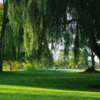 View of a green at Long Beach Country Club