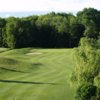 A view of a fairway at Pine Knot Golf and Country Club