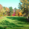A beautiful fall  view from fairway #7 at Norfolk Golf and Country Club