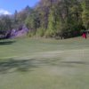 A view of a hole at North Granite Ridge Golf Club