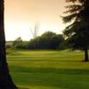 A view of a green at Conestoga Golf and Country Club