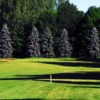 A sunny day view from a fairway at Dundee Country Club