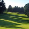 A view of a fairway at Foxwood Golf Club