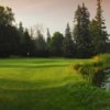 A view from a fairway at Orangeville Golf Club