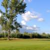 A view of a green at Simcoe Shores Golf and Country Club