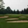 A view of the 4th fairway at New Course from Hidden Lake Golf Club