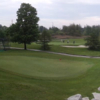 A view of the practice area at Royal Stouffville Golf Course