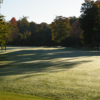 A view of a fairway at Flemingdon Park Golf Club