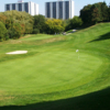 A view of the 3rd hole at Dentonia Park Golf Course