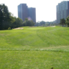 A view from the 12th tee at Dentonia Park Golf Course